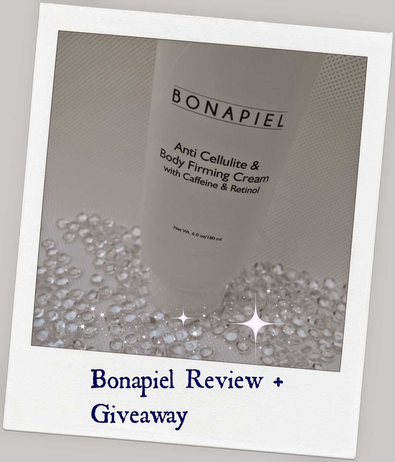 Bonapiel Cellulite Treatment & Body Firming Cream