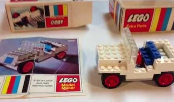 Lego Jadul Ini Harganya Selangit