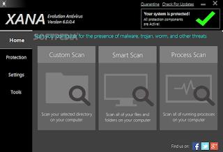 Download XANA Evolution Antivirus