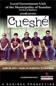 Cueshe Live In Sumilao