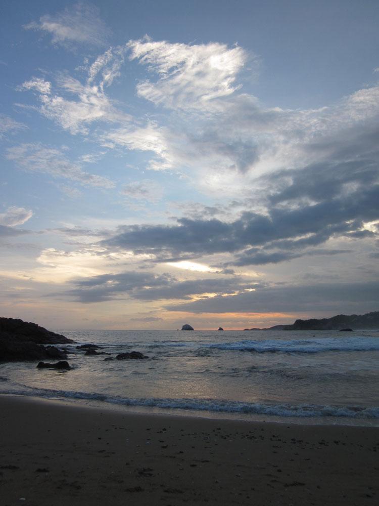 Playa Zipolite. Welcome To The Beach Of The Dead!: Posada