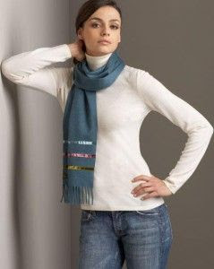 Winter clothing, Ladies clothing, scarves