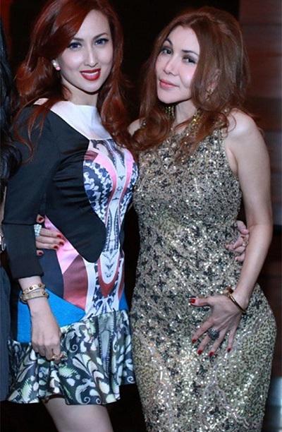 Maria Farida dan Karen Rahman