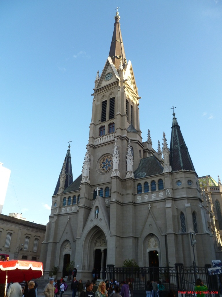 Algunas Iglesias Mar Del Plata Catedral De Los Santos