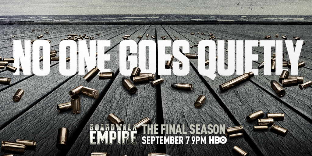 Boardwalk Empire - Season 5 - First Promotional Poster