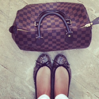 french sole, Louis vuitton, LV, speedy bag, chrissabella blog