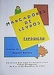 Exposição de Marcadores de Livros