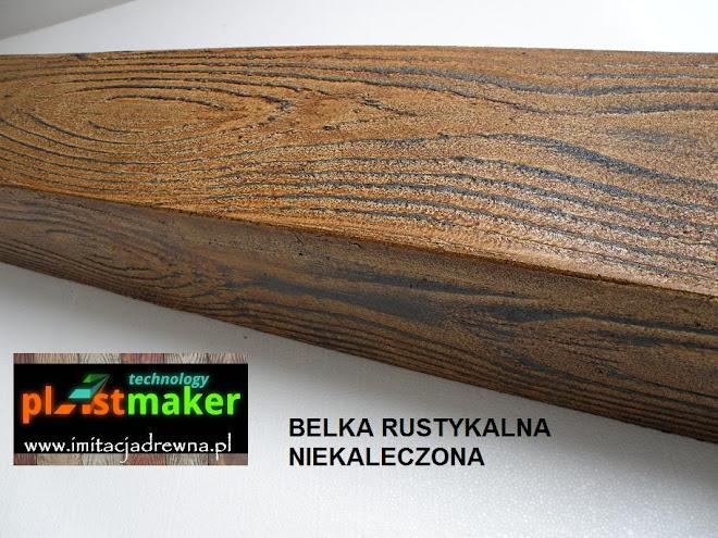 listwa dekoracyjna belka drewniana imitacja