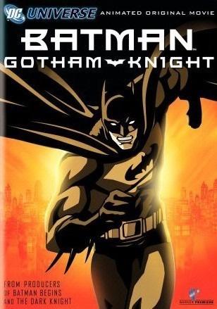 Batman : Gotham Knight affiche