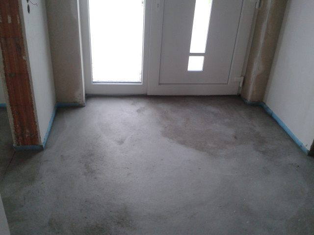 Wohnzimmer esszimmer getrennt : Esszimmer und Wohnzimmer wurden mit ...