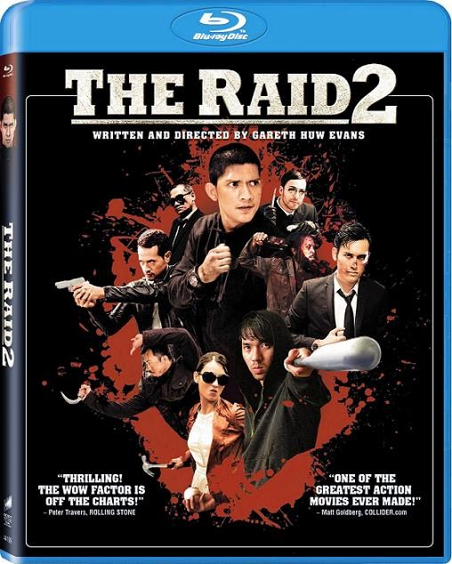 Solo Audio Latino The Raid 2: Berandal (La Redada 2)(2014) AC3 5.1 ch (482MB)