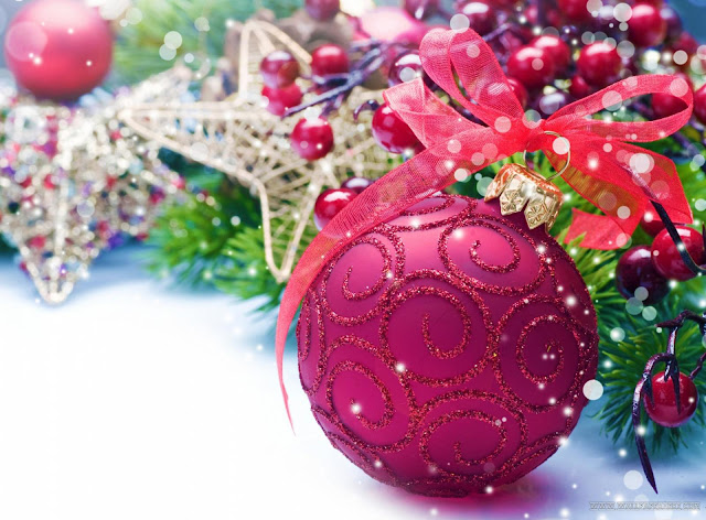 merry christmas Decoration wallpaper hd