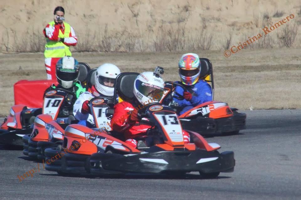 Resultado de imagen de ckrc karting recas
