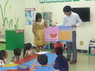 title teacher cambodia international academy