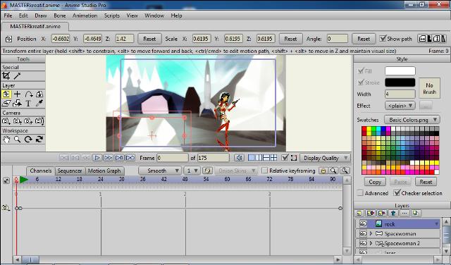 Anime Studio Pro 11 Full