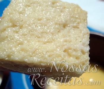 receita de rabanadas recheadas com doce de leite. foto do passo a passo.