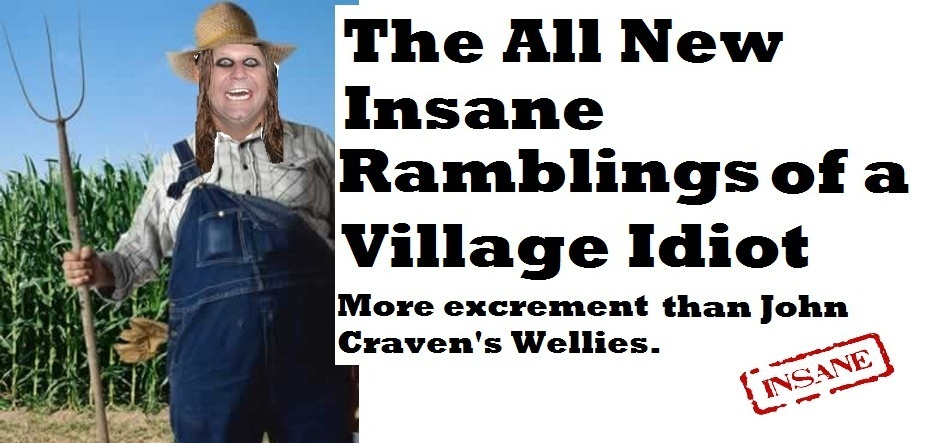 The Insane Ramblings Of a Village Idiot