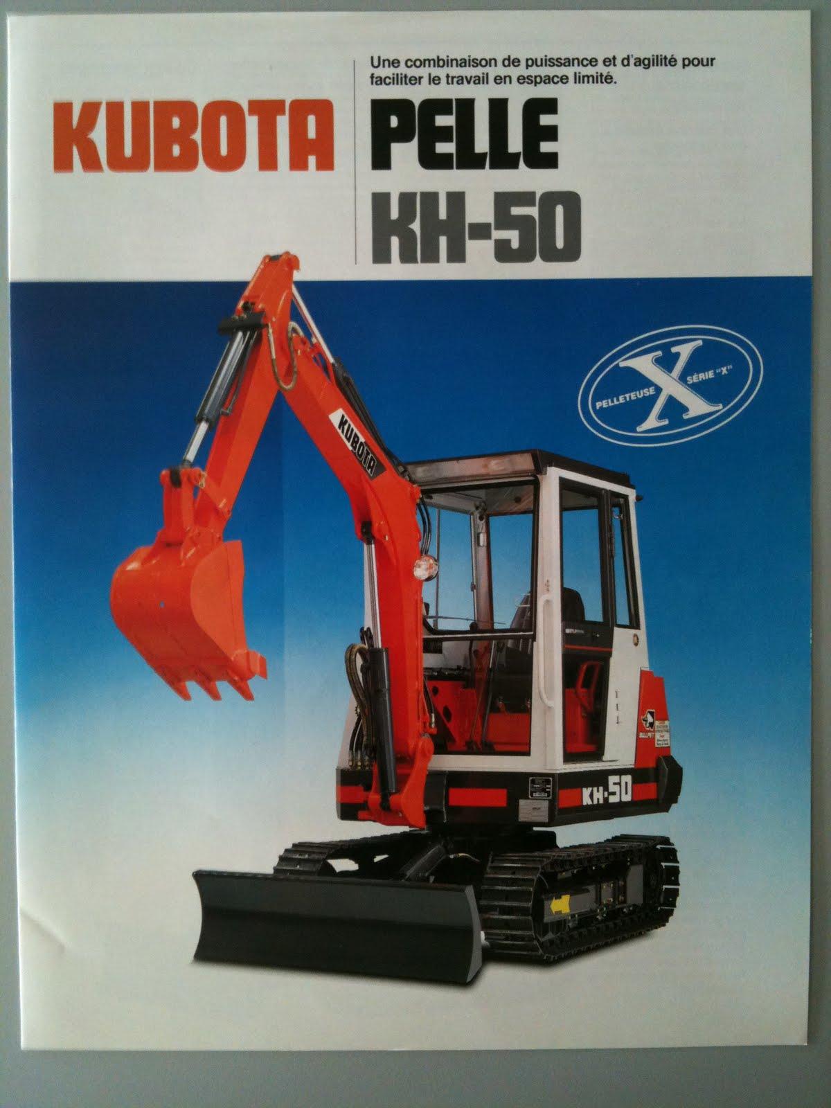 earthmoving machinery sales brochures kubota track excavator kh 50 367 rh mmtcat blogspot com Kubota L3940 Schematic Kubota L3940 Schematic