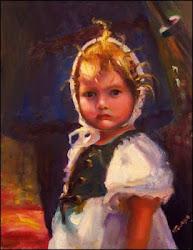 Pintura e sensibilidade.