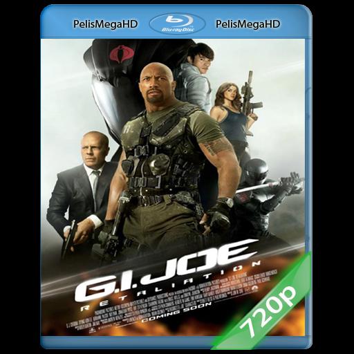 G.I. JOE 2, LA VENGANZA (2013) 720P HD MKV ESPAÑOL LATINO