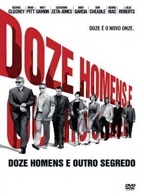 Doze Homens e Outro Segredo - DVDRip Dual Áudio