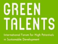 Logo konkursu Green Talents