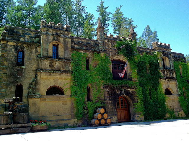 Amc Grand Island 7 >> Chateau Montelena - Picture of the Week ~ The World of Deej