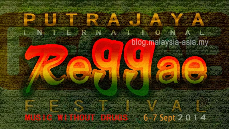 Putrajaya Reggae Festival 2014