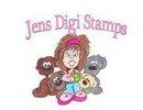 Jen's Digi Stamps