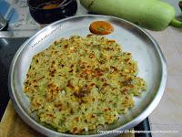 Mulaikattiya Payaru Adai [ Sprouted Green Gram Pancake ]