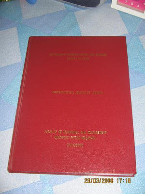 My Thesis [UPM 2005-2008]