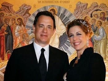Ρίτα Γουίλσον – Τομ Χανκς: Οι Έλληνες ξέρουν πραγματικά να γιορτάζουν το Πάσχα
