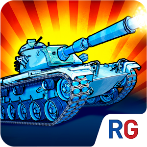 Boom! Tanks APK + DATA MOD Unlimited Money