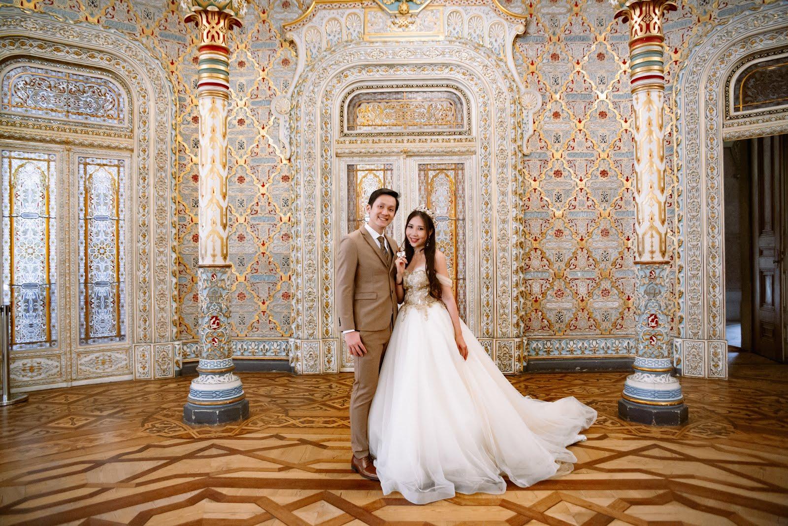 Dr Victor Teng & Sara Shantelle Lim