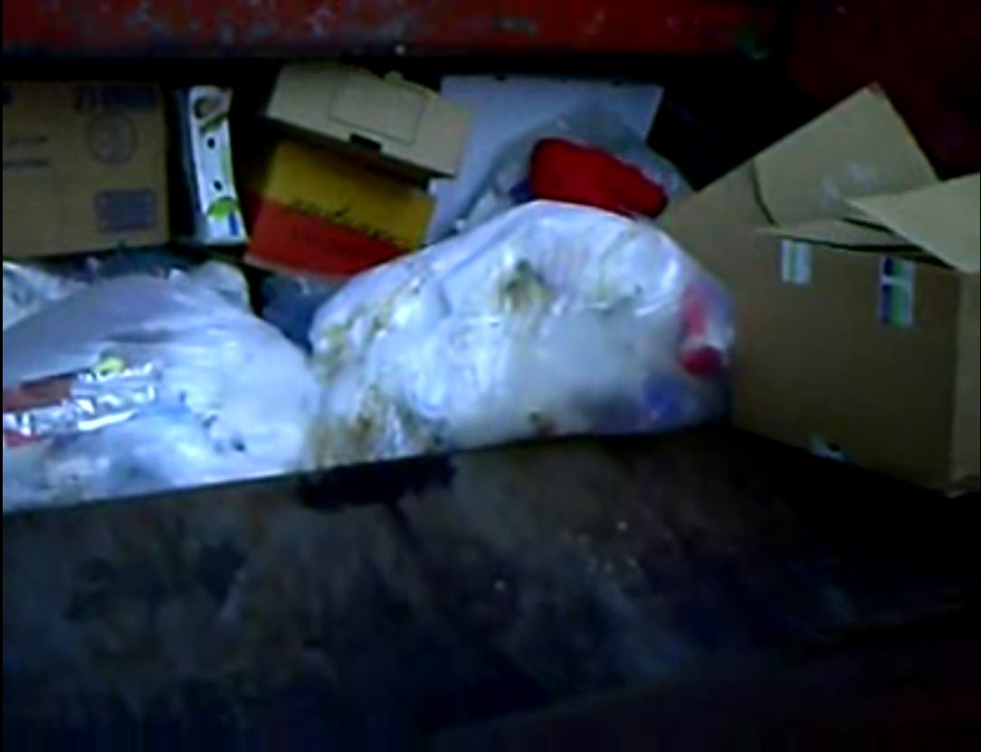 Garbage Truck Eat Stinky Diapers By Heficus
