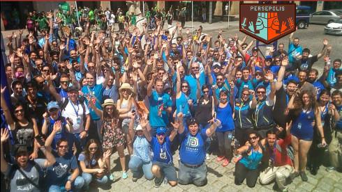 la Resistencia en Covilha, anomalía Persépolis. Ganamos!