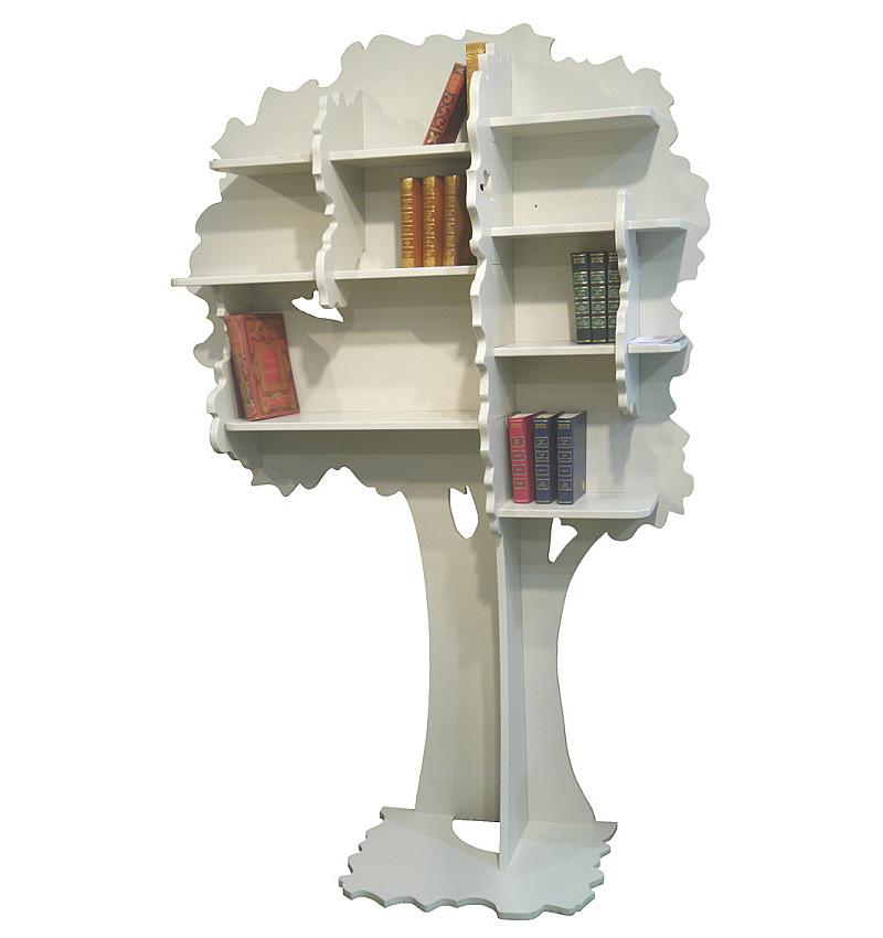 If it 39 s hip it 39 s here archives three new tree - Bookshelf shaped like a tree ...