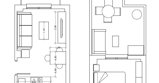 arquitectura interiorismo c mo distribuir un sal n comedor On comedor 30 metros cuadrados