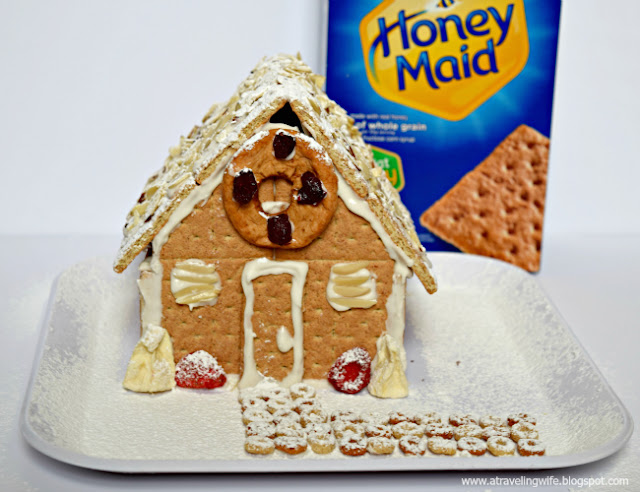 #HoneyMaidHouse, #collectivebias, #ad