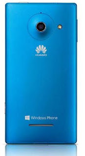 Huwawei Ascend W1 windows phone 8