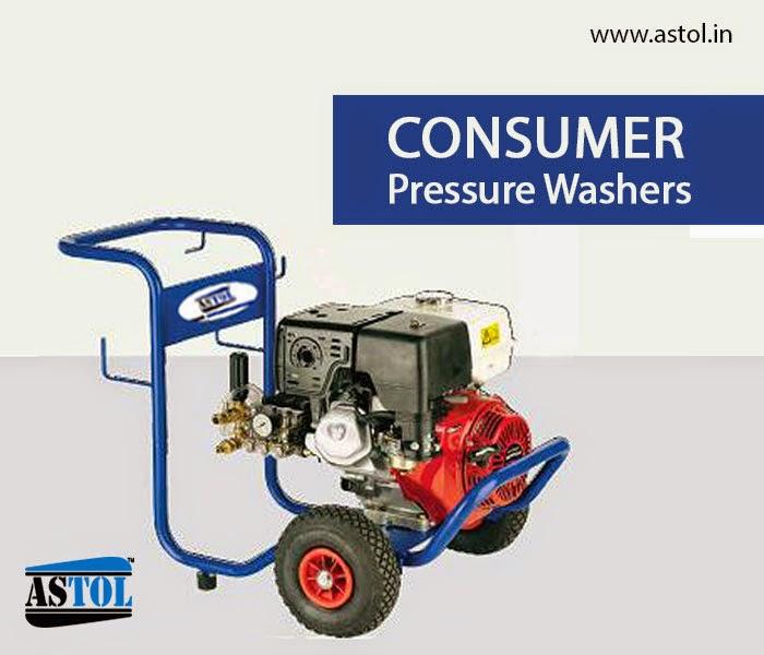 Mobile Cold Pressure Washer