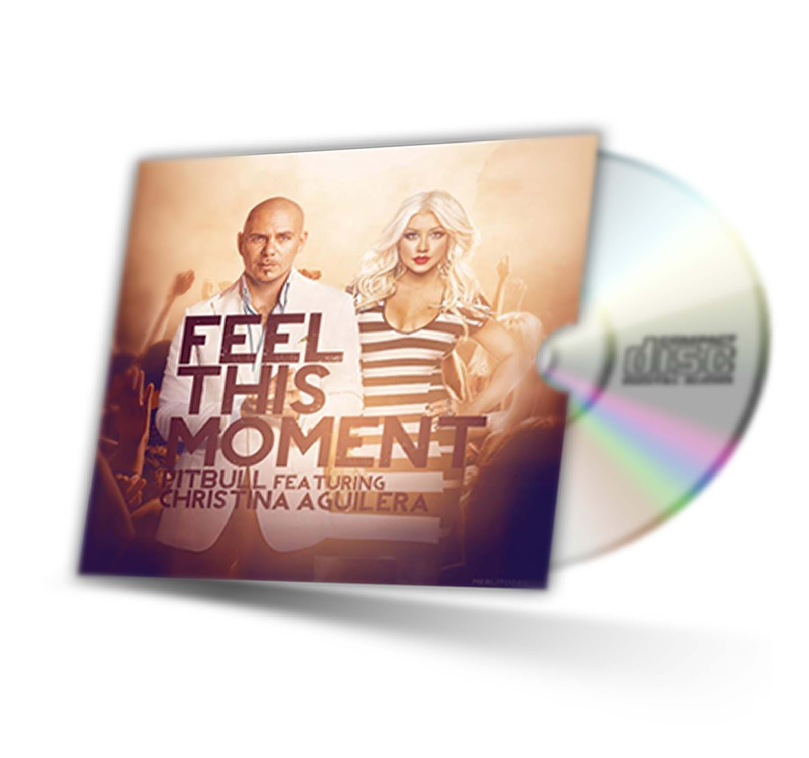 Feel This Moment - Pitbull Ft Christina Aguilera Mp3