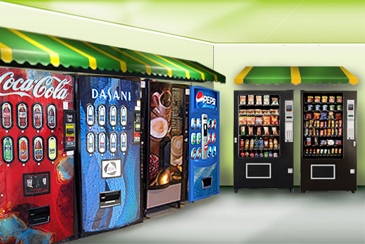 vending machines in Canberra