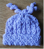 Loving Hugs Stretchy Crochet Hat