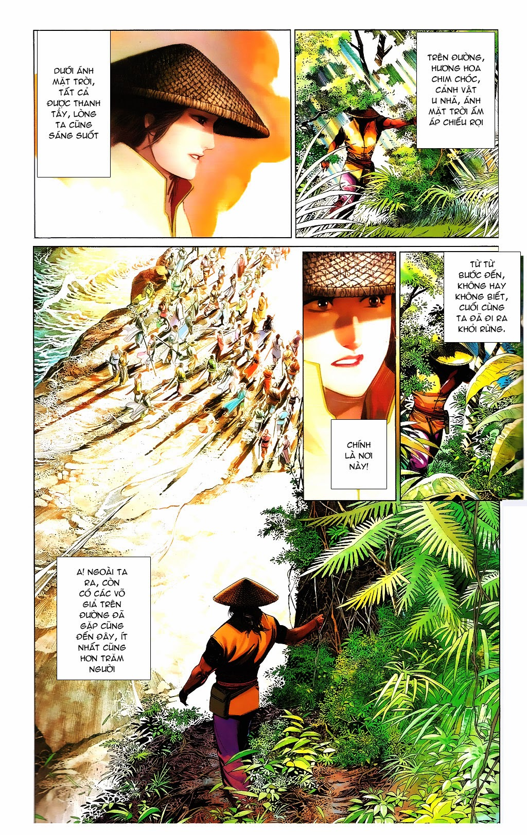 Phong Vân chap 664 Trang 37 - Mangak.info