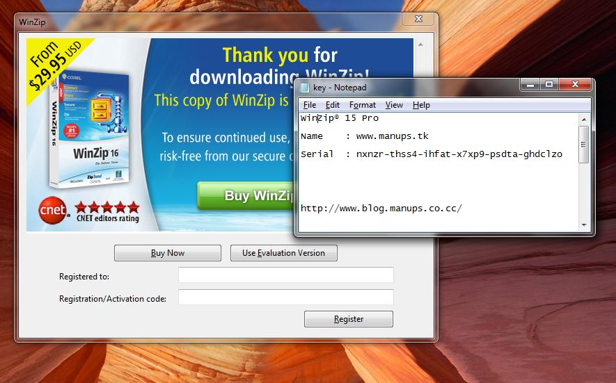 Winzip for windows 7 64 bit with crack
