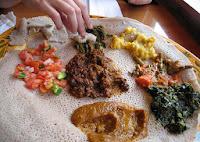 glutenvrij ethiopisch