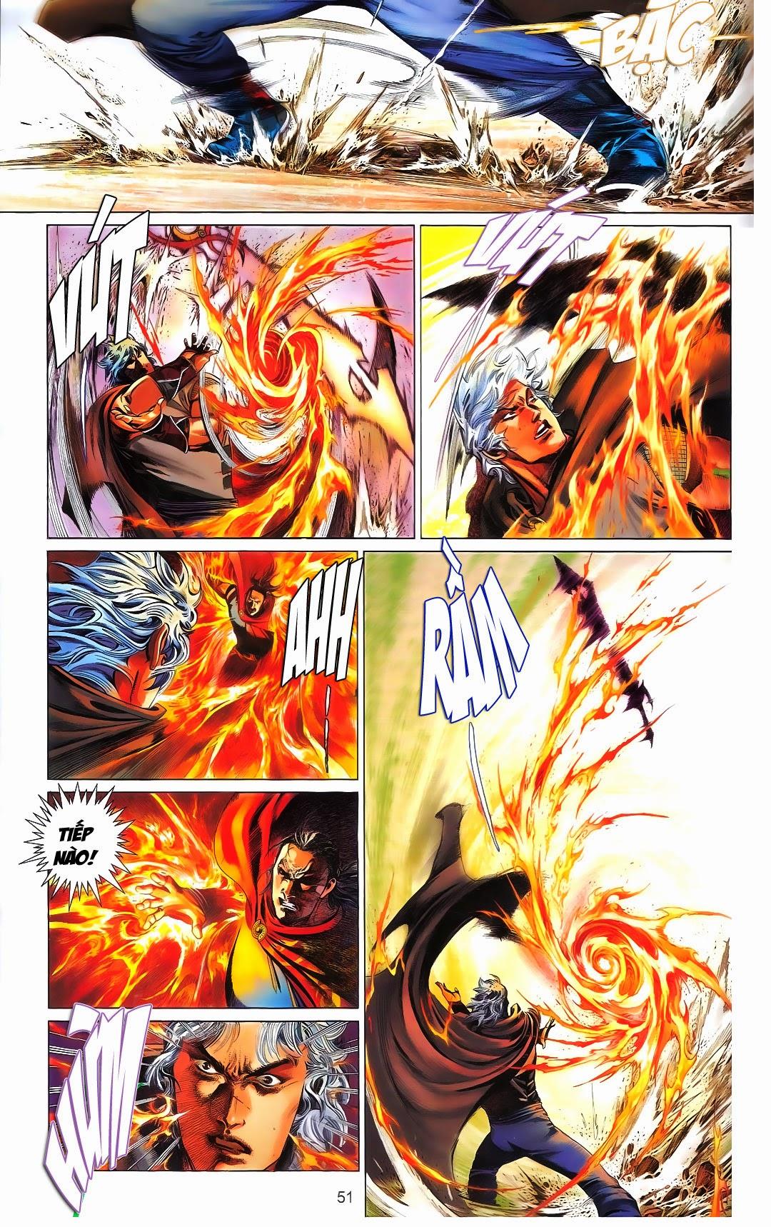 Phong Vân chap 667 Trang 53 - Mangak.info