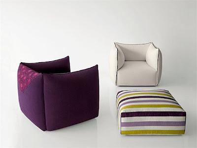 hermoso sofá modular