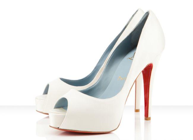 Louboutin Zapatos De Novia